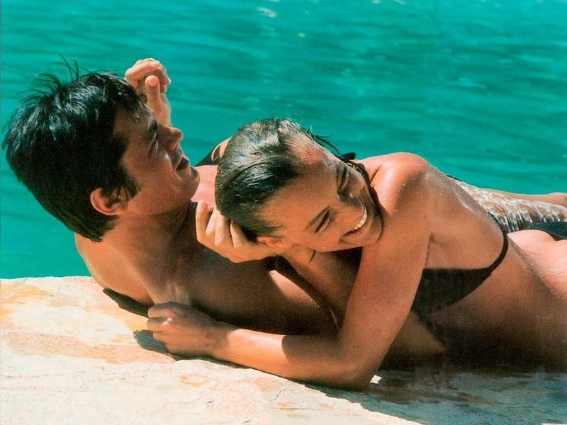 Amor y roce bajo el agua: una guía para curiosos