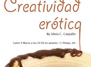 Taller de creatividad erótica